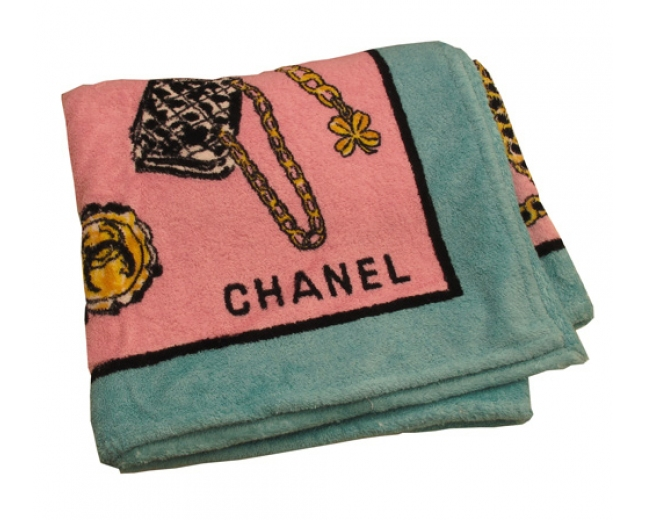 Chanel Toalla Playa