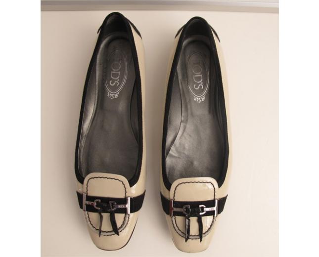 Tod's Zapatos Beige T 41