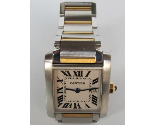 Cartier Reloj Tank Francaise