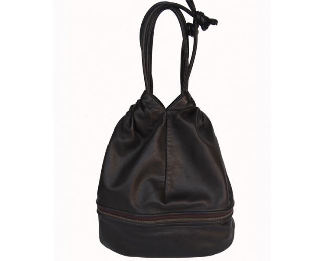 Loewe bolso saco negro