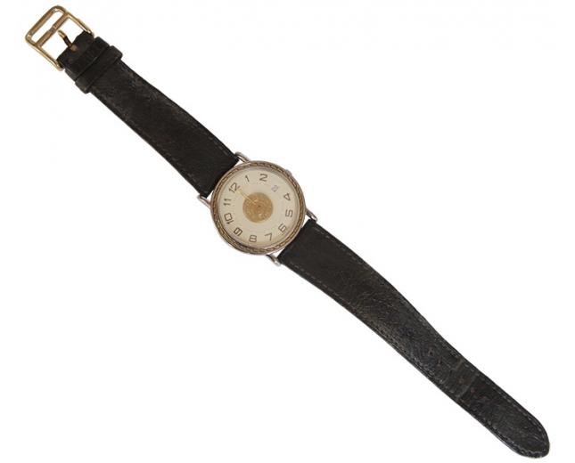 Hermes reloj Sellier