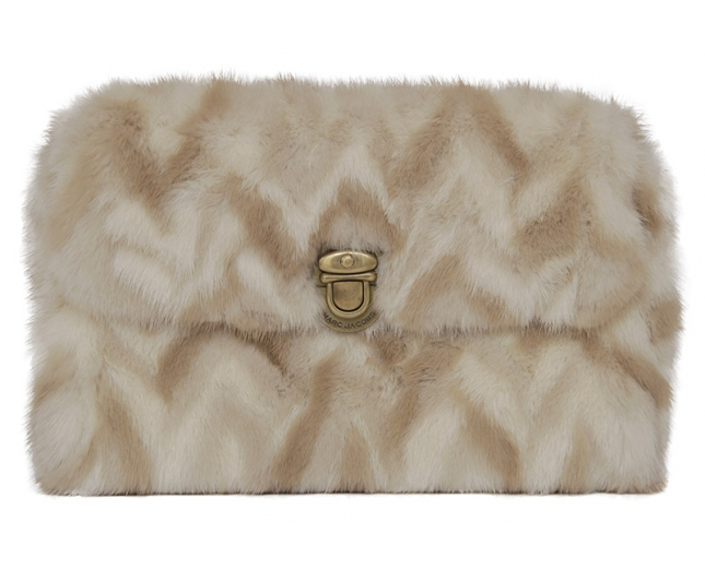 Marc Jacobs Clutch visón