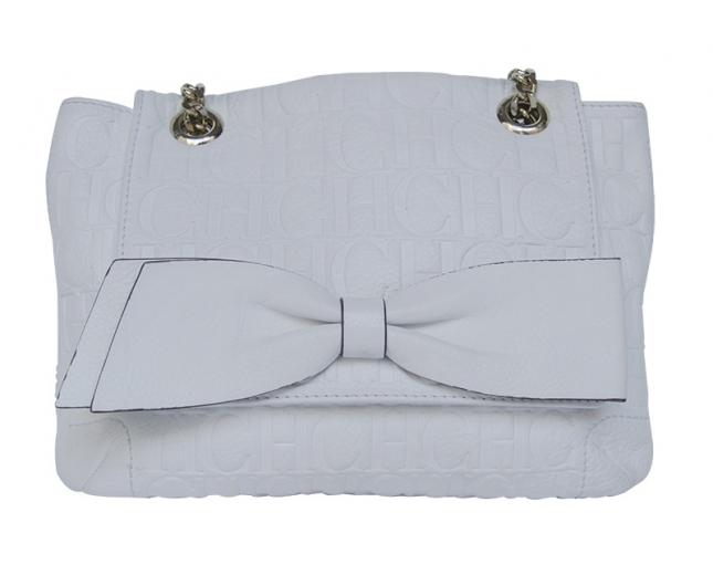 CH bolso Audrey blanco