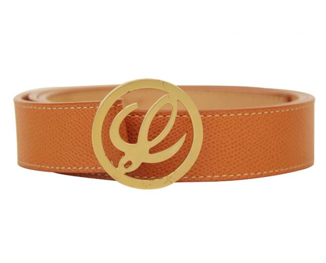 Loewe cinturón naranja T.95