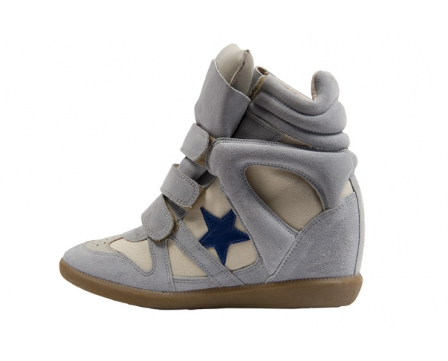 Isabel Marant Snakers Azul T 39