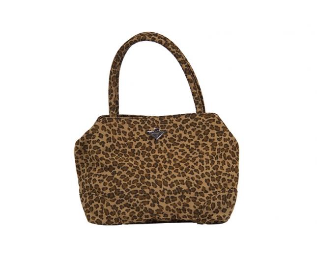 Bottega Veneta Bolsito leopardo