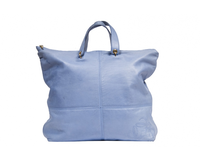 Loewe Bolso Shopping Azul