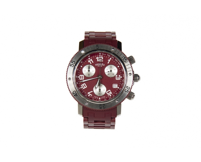 Hermes Reloj Clipper Diver