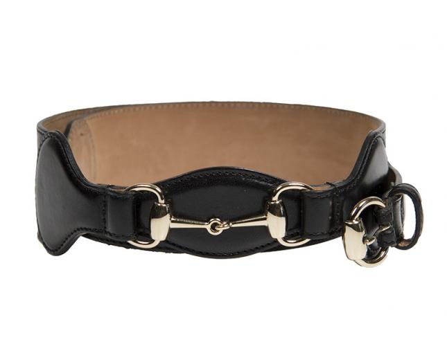 Gucci Cinturón Horsebit T.75
