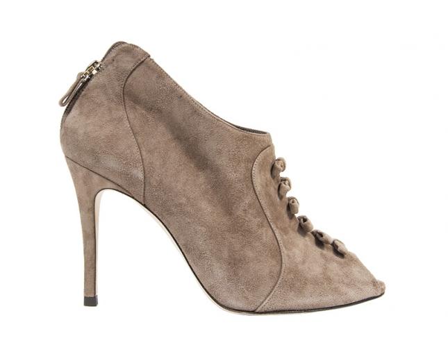 CH Zapatos Abotinados T. 40