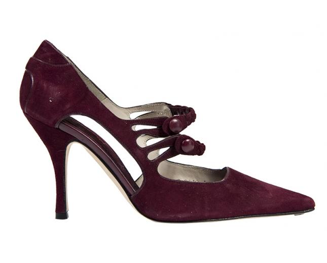 CH Zapatos Salón Mary Jane T.38