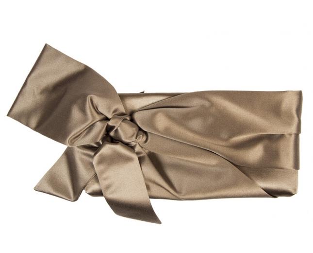 Valentino Clutch Bow Satén