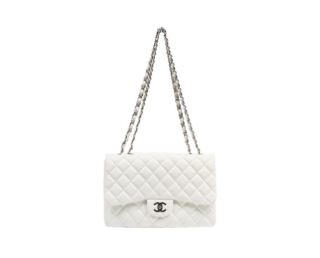 Chanel Bolso 2.55 Blanco