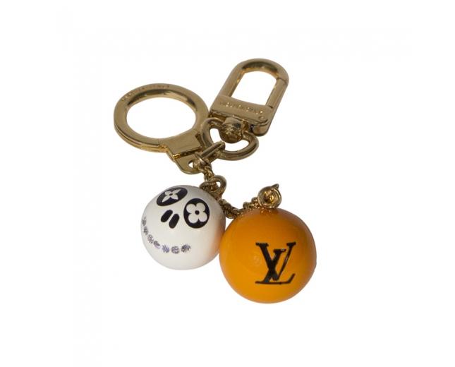 LV Skull Ball Charm Bag