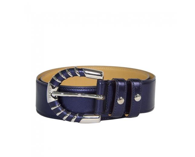 Tod's Cinturón Azul T 85