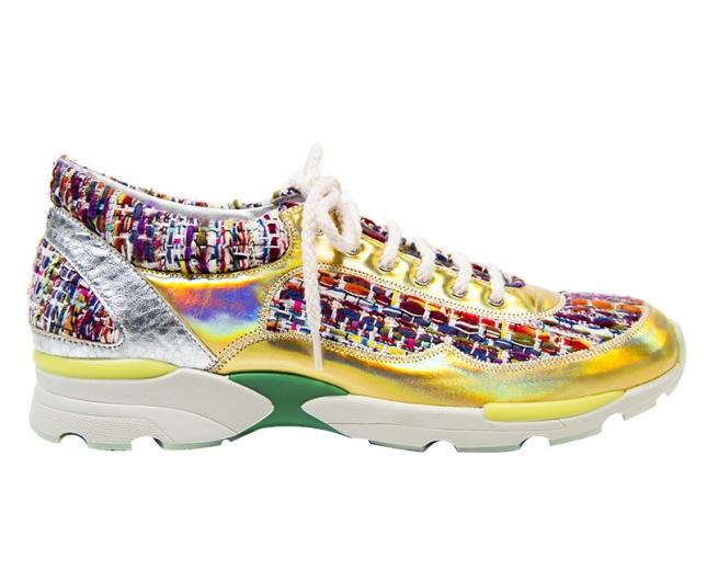 Chanel Sneakers T 40