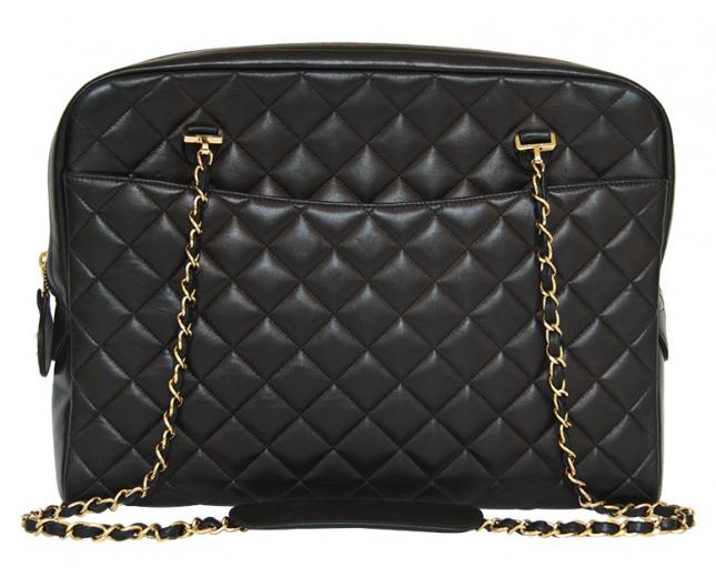 Chanel Cabas Jumbo vintage
