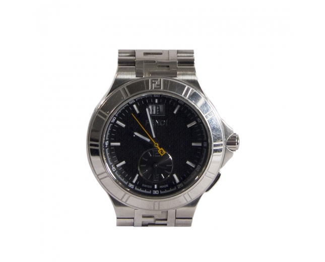 Fendi Reloj Dual Time 43 mm