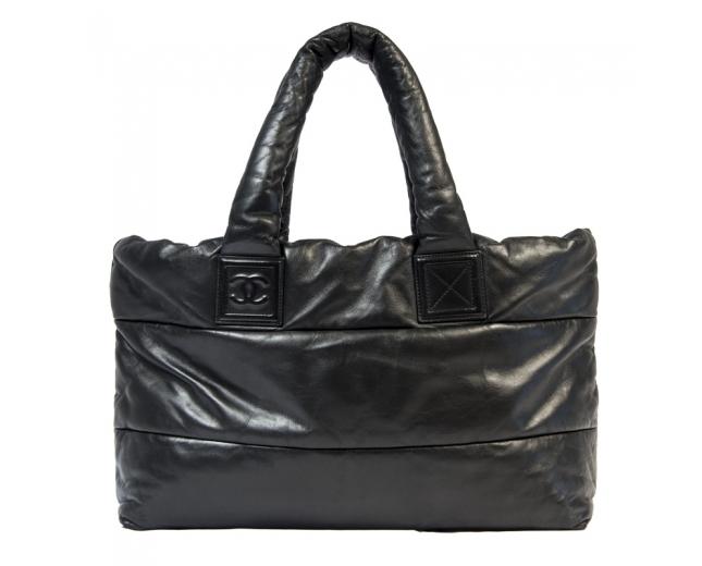Chanel Bolso Cocoon Negro