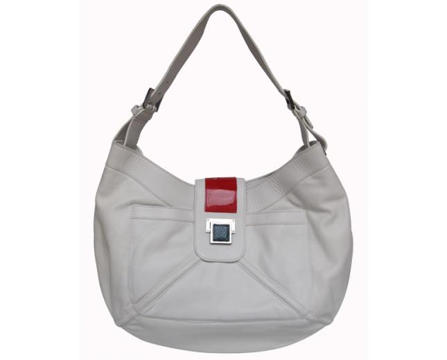 Loewe bolso Hobo blanco