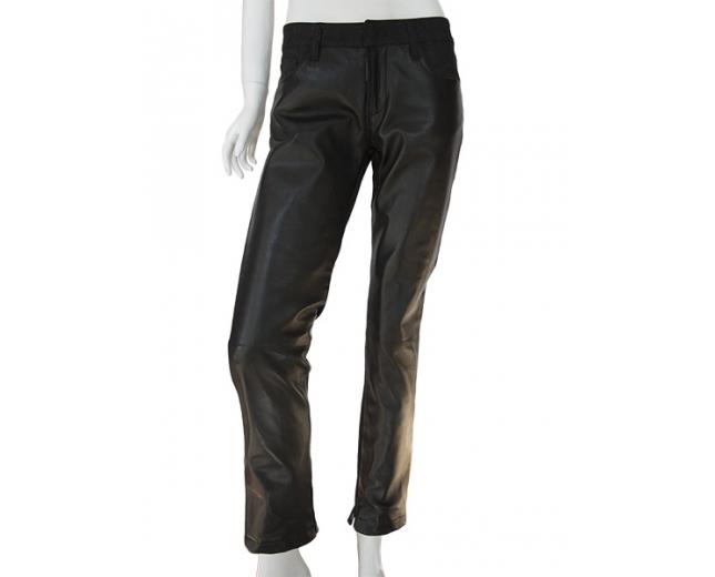 Prada Pantalón Negro T 28