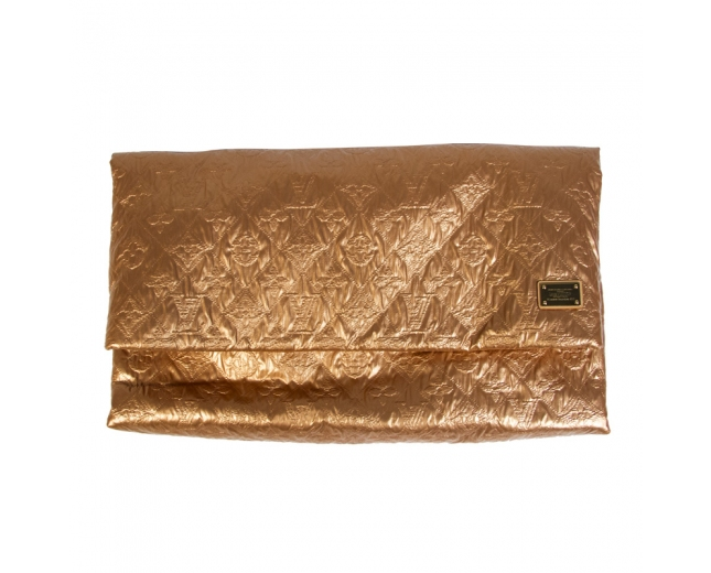 LV Clutch Limelight GM Rose Gold