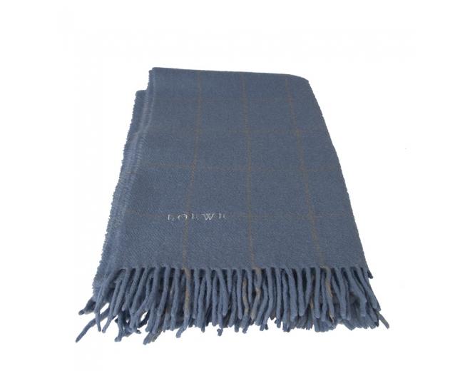 Loewe Bufanda Azul