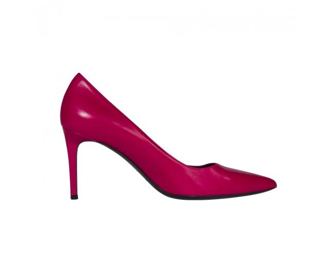 YSL Zapatos Paris Rosa T 40