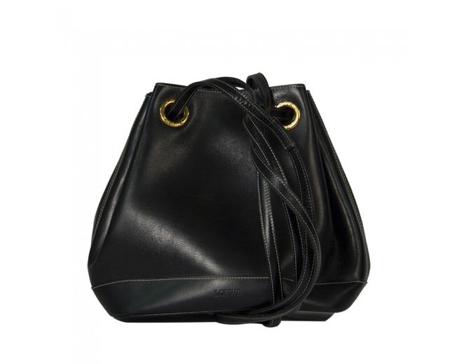 Loewe Bolso Vintage Negro