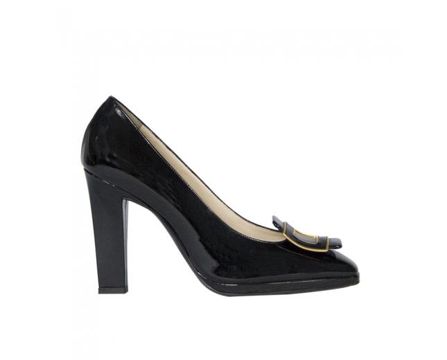 YSL Zapatos Charol T 37.5