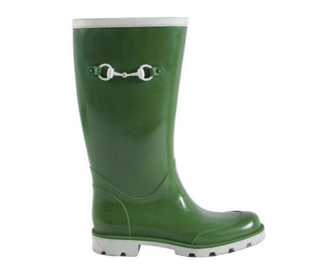 Gucci Botas de lluvia Horsebit T 36