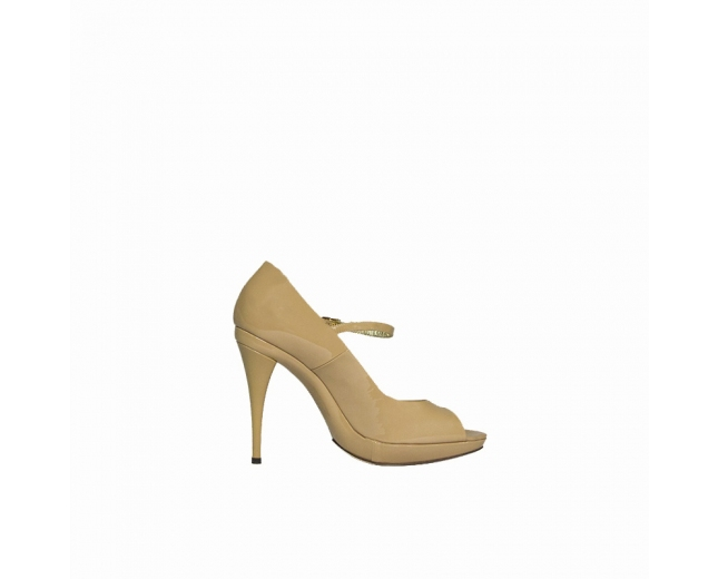 D&G Mary Jane Peep-Toes T 40