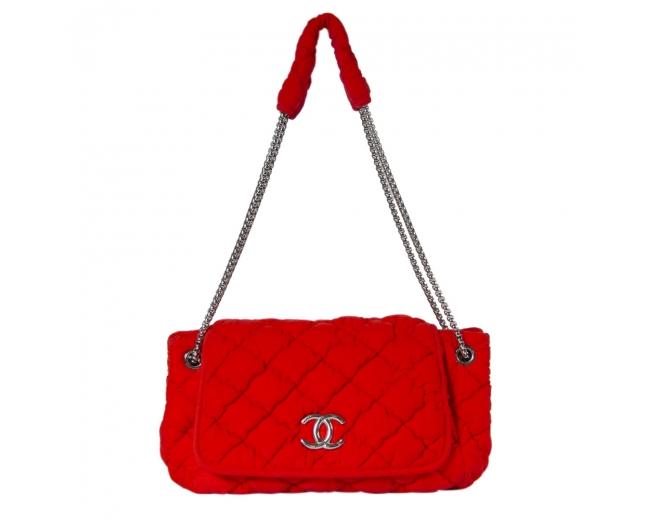 Chanel Bolso Rojo
