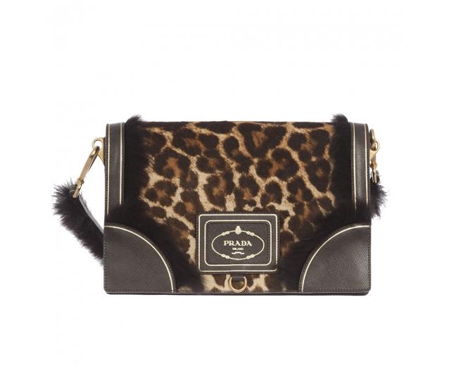 Prada Cavallino Leopardo