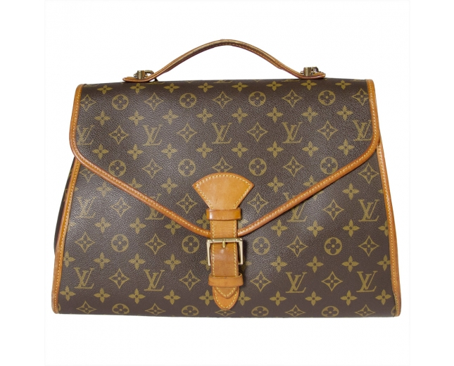 LV Maletín Beverly GM Monogram