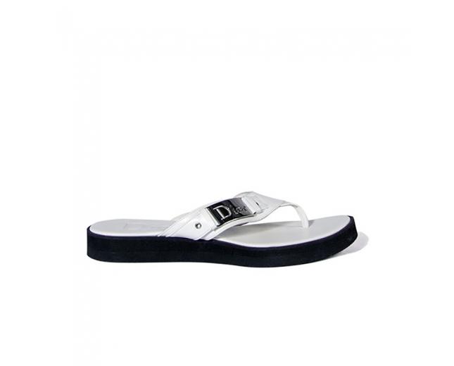 Dior Sandalias Blancas T 37
