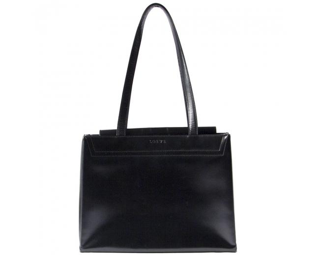 Loewe Bolso Negro Vintage