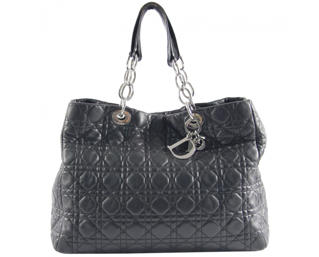 Dior Soft Shopping Lady Negro