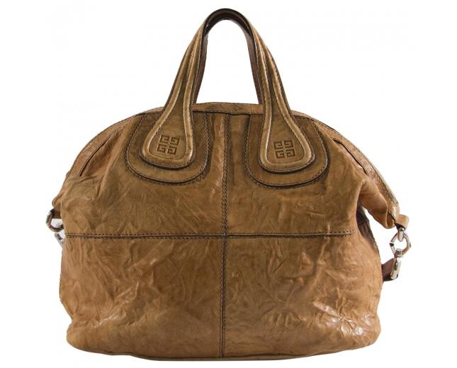 Givenchy Nigntingale Wrinkled Camel