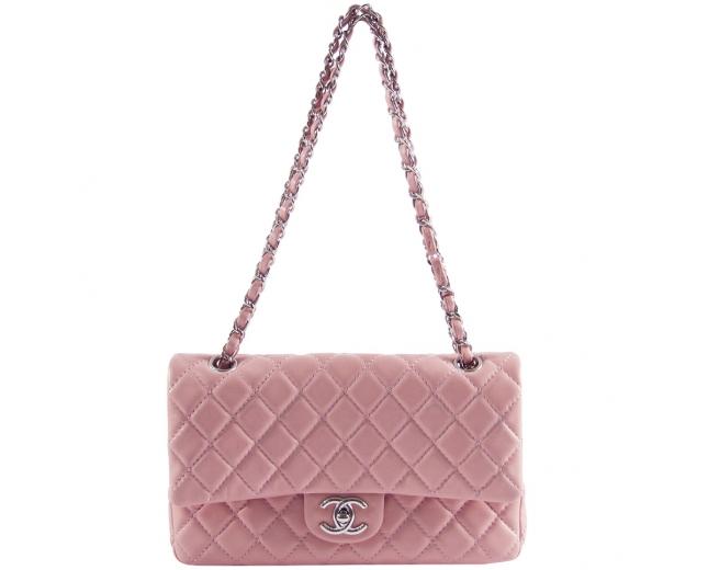Chanel 2.55 Classic Rosa