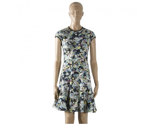 Erdem Vestido Floral T 38