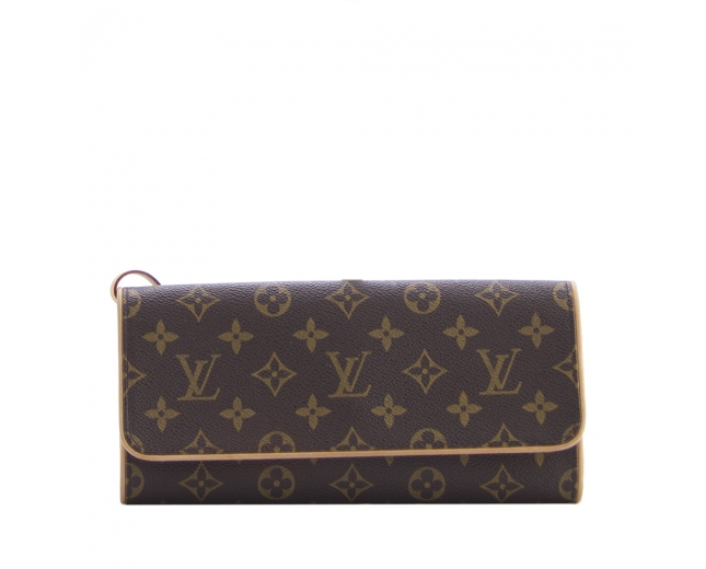 LV Pochette Twin GM Monogram