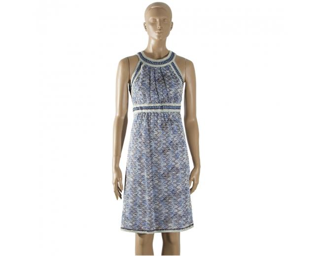 Missoni Vestido Azul T XS