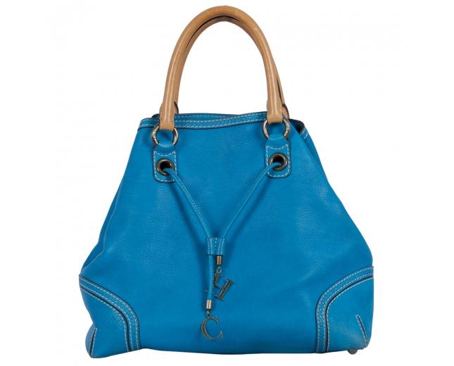 CH Bolso Tote Azul