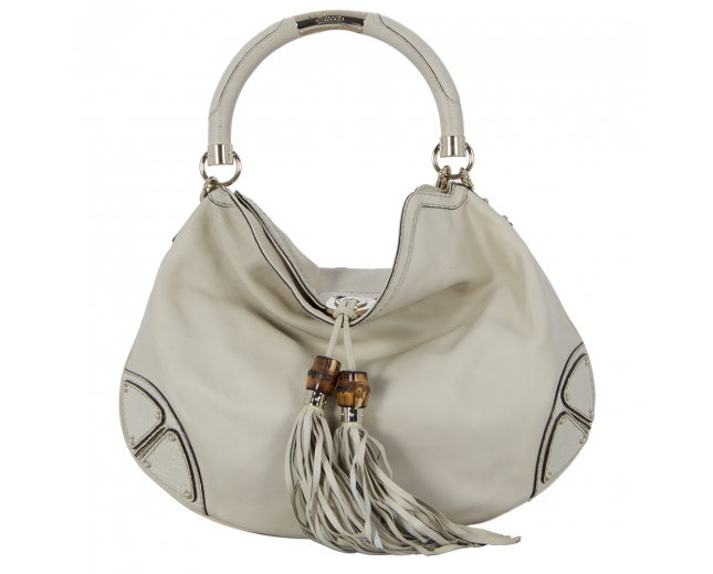 Gucci Indy Large Beige