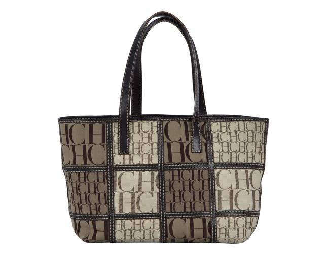 CH Shopping Lona y Piel Patchwork