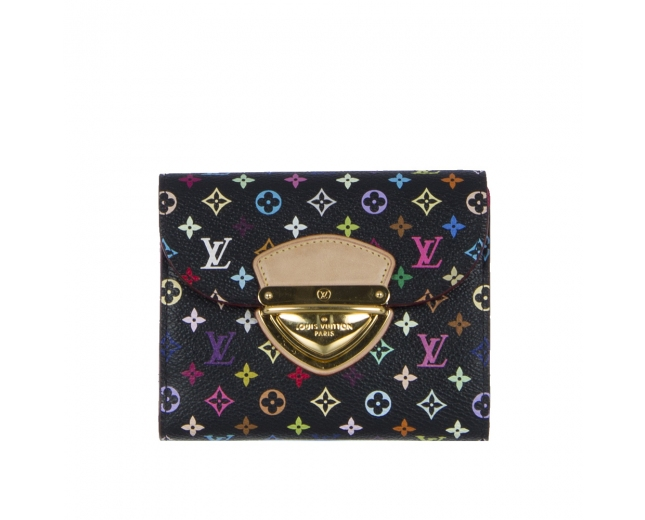 LV Cartera Joey Multicolor