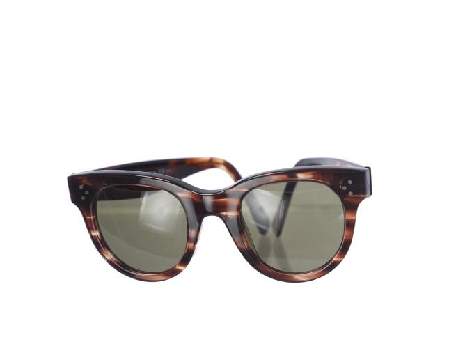Céline gafas de sol Cat-eyes Havana