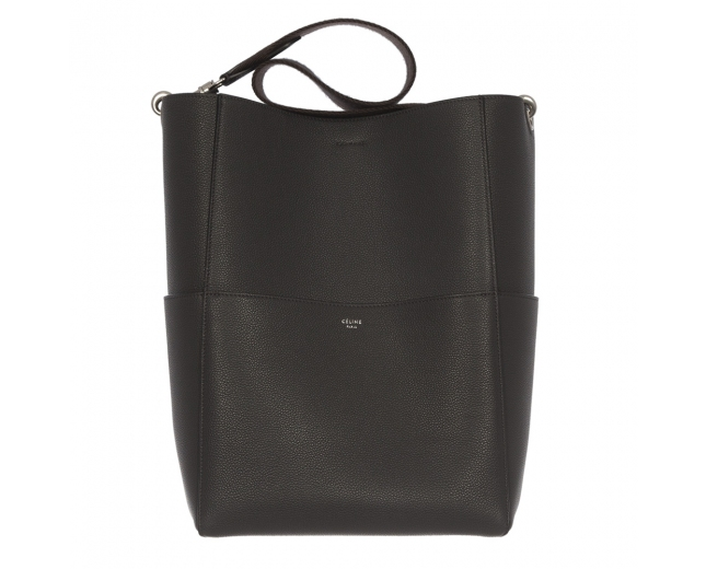 Celine Bolso Sangle Antracita
