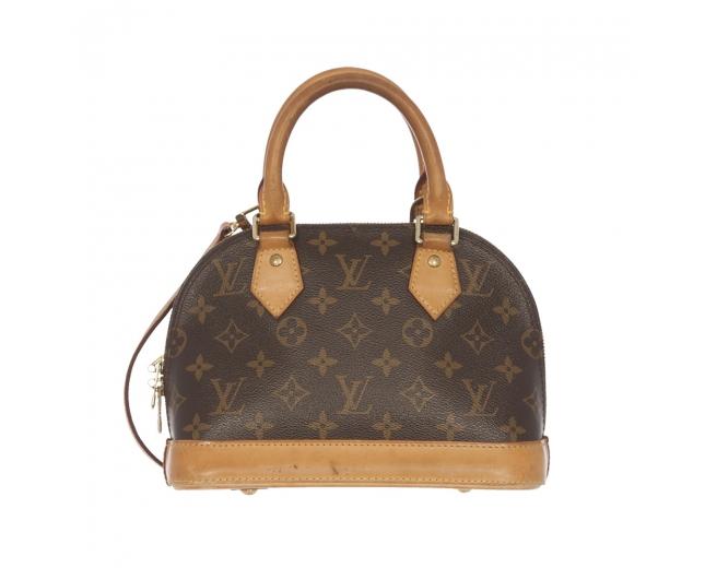 Louis Vuitton Bolso Alma BB Monogram